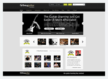 Live4guitar marketplace